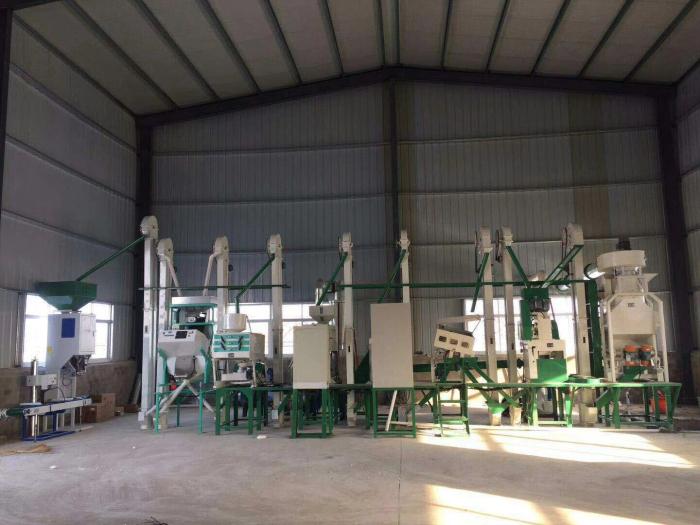 日产25-30T成套生产线设备